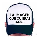 Gorras Personalizada La Imagen Que Quieras! Diseño Opcional
