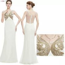 Vestidos blancos largos mexico