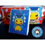Porta Deck Pokemon Tcg Pikachu De Hiroshima (envío Gratis)