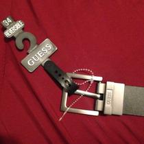 Cinto Guess Talla 34 Original Hombre Otros Tommy Cinturon
