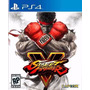 Street Fighter V 5 Ps4 Playstation 4