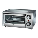Horno Eléctrico Oster Compact Tssttv10l Plata 110v