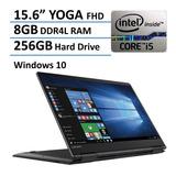 Lenovo Yoga 710-15 - 15.6  Fhd Touch-screen - 7th Gen Core I