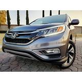 Honda Cr-v 2.4 Exl Navi 4wd Mt 2016
