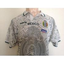 Jersey Camiseta Selección México Garcis Talla L Numero