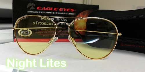 56ca449a84 Lentes De Sol Eagle Eyes Night Lites
