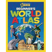 Atlas Mundial De National Geographic Kids Principiante