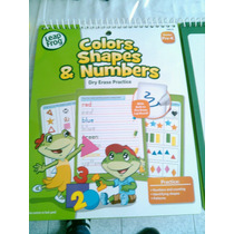 Libro Leap Frog Aprende Ingles 16 Paginas Reusables