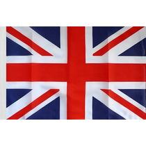 Bandera De Uk, Inglaterra Grande 120x180cm. Envío Inmediato.