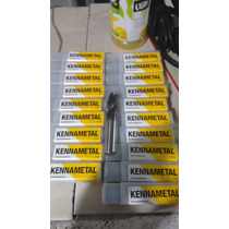 End Mill Kennametal 4 Filos Plano 5/8 Con Tialn