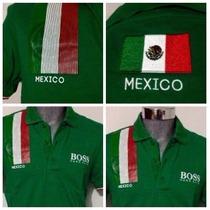 Hugo Boss Polo Paddy Flag Y Orange Al 2x1 Y Envío Incluido!