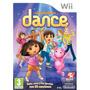 Nickelodeon Dance Nintendo Wii Gaming Dora Backyardingans