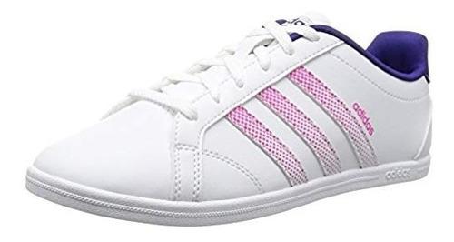 Tenis adidas Neo Para Mujer Dama Coneo Color Blanco Casual ...