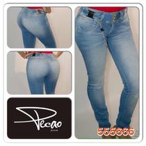 Jeans Pecao 100% Original Colombiano Levantapompas Push-up