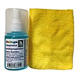 Limpiador De Lentes Profesional + Toallas Y Paños Microfibra