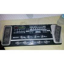 Zoom G9.2tt Pedalera Procesador De Efectos Para Guitarra