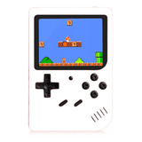 Game Box Sup 400 Video Juegos Mini Consola Recargable Cable