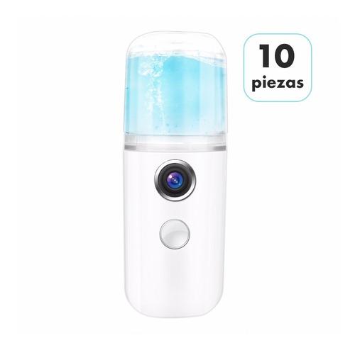 Nano Difusor Desinfectante Spray Sanitizante Atomizador Usb
