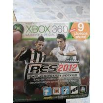 Pess 2010 Revista Xbox Juegos Demo