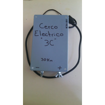 Cerco Elétrico Ganadero (pulsador)