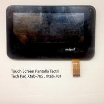 Touch Techpad Hh070pg-031a / Ja-z7z35 / Xtab-785 / Xtab-781