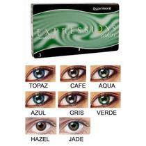 Expressions Lentes De Contacto Cosmetico
