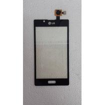 Touch Cristal Celular Lg Optimus L7 P700 P705 P708 Negro