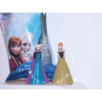 Figuras Frozen Anna Y Elsa (disney) Nueva Original