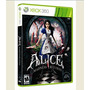 Alice Madness Returns Xbox 360 Xbox360