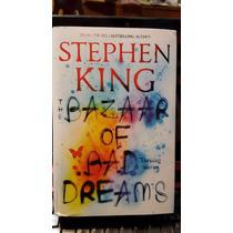 Tha Bazar Of Bad Dreams, Stephen King, Nuevo Original Impor