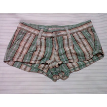 Short Hollister Talla 1 Es Chico