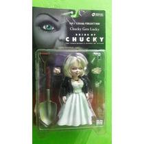 Figura De La Novia De Chucky 18cm Es Nueva Y Cerrada