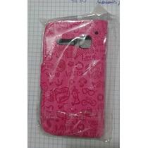 Alcatel S Pop Ot4030 Cartera Fashion Piel Cute Mica Oferta!!