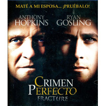 Bluray Crimen Perfecto ( Fracture ) 2007 - Gregory Hoblit /