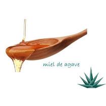 Miel/jarabe Agave 100% Orgánico 30 Kg Calidad De Exportación
