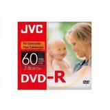 Dvd-r Mini Jvc Vd-r28n En Estuche 60min 2.8gb Grabable 1pk