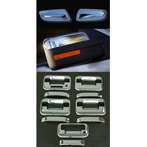 Ford Lobo / F-150 2009 -2014, Paquete De Cromos, Accesorios
