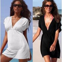 Vestido Corto Playa Casual Sexy Envío Gratis 2582