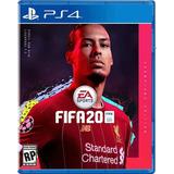 .::fifa 20::. Ps4 Champions Edition Juego Fisico Sellado