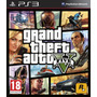Grand Theft Auto V Con Gta Online Ps3