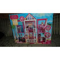 Barbie Mansion California