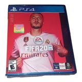 Fifa 20 Standar Edition Playstation 4 Nuevo Sellado Fisico