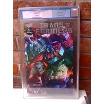 Comic Transformers #1 9.8