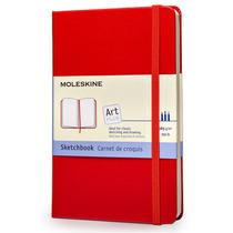 Libreta Roja Bolsillo Pasta Dura Moleskine Cuaderno