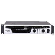 Crest Audio Cc2800 Pro Amplificador 2800 Watt Cc-2800 Tit