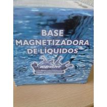 Base Magnetica De Liquidos Agua Magnetica En Minutos