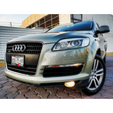 Audi Q7 2008 3.0 Elite Tdi Tiptronic Quattro At