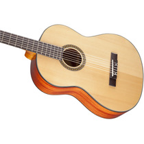 Guitarra Clasica Fender Incluye Funda Fc100