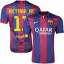 Playera Loca Visita # 11 Neymar Jr Niño Adulto Nike Original