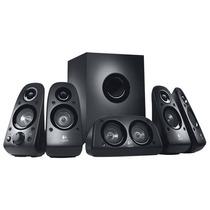 Bocinas Logitech Z506 75 Watts 5.1 Pc Mp3 Ipod Dvd Stereo